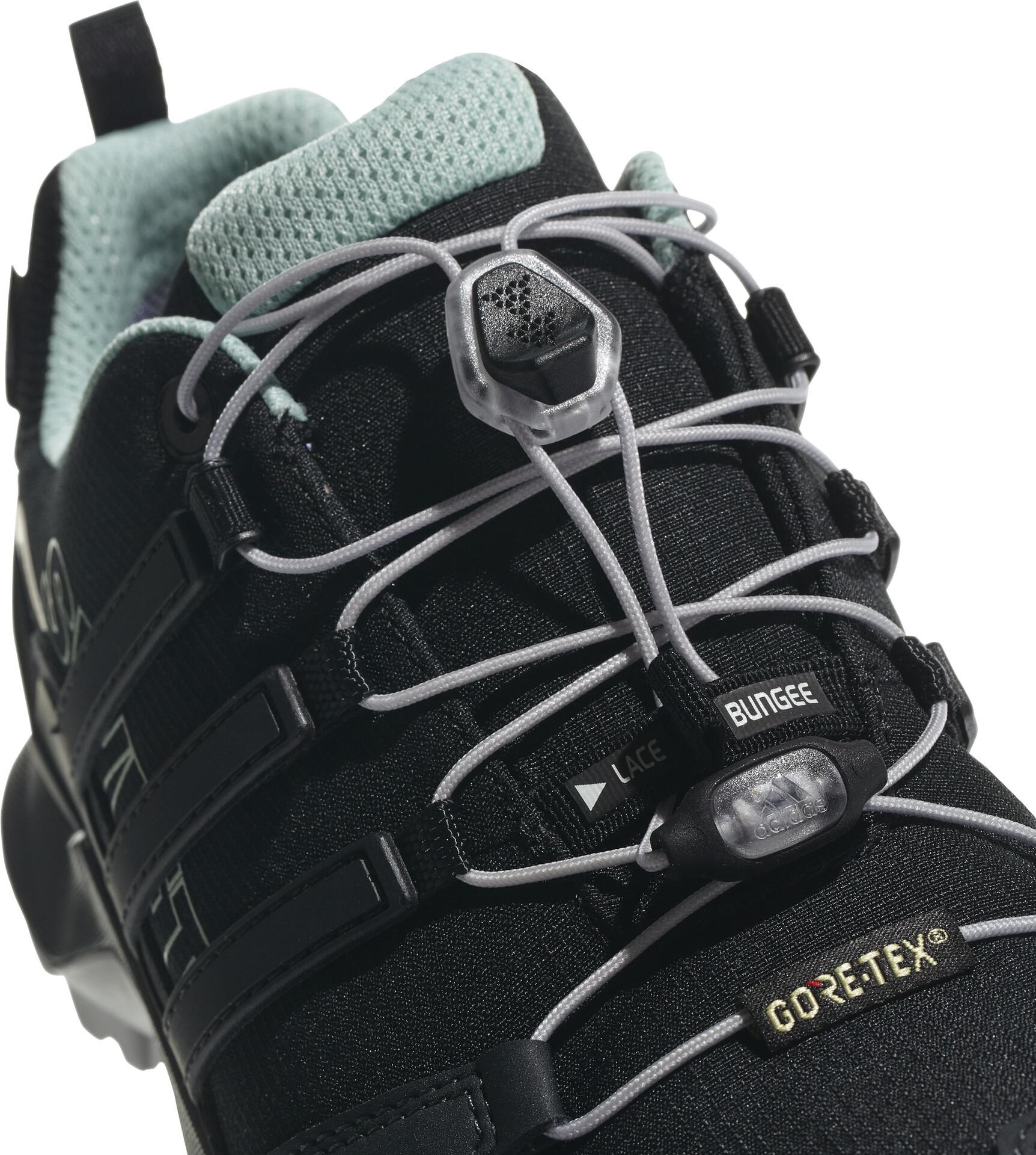 adidas TERREX Swift R2 GTX Schoenen Dames, core blackcore blackash green